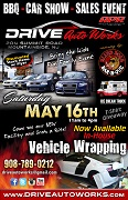 Drive Auto BBQ Flyer3
