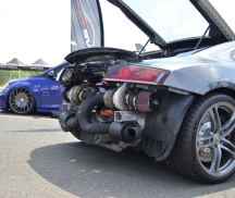 Twin Turbo R8
