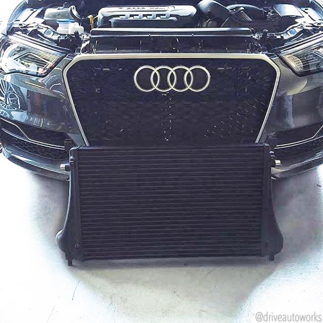 Wagner Intercooler Setup For Audi S - Wagner audi
