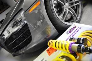 AudiR8suspension