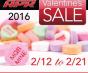 APR Sale 2/12 – 2/21