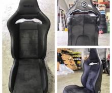 Sparco Spx seats