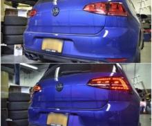 VW Golf R Euro Taillight