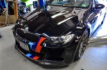 Bmw M3 test pipe install