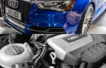 Ecs catch can install on Audi S3