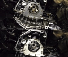 rear main seal replacement