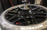 Hunter Engineering touchless tire machine