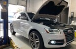 SQ5 oil change
